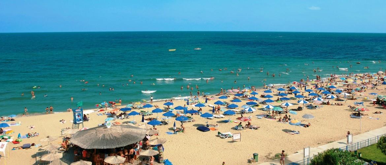 Плаж на Черно море